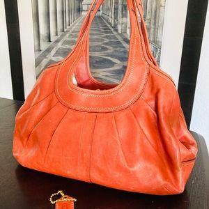 Coach original orange purse